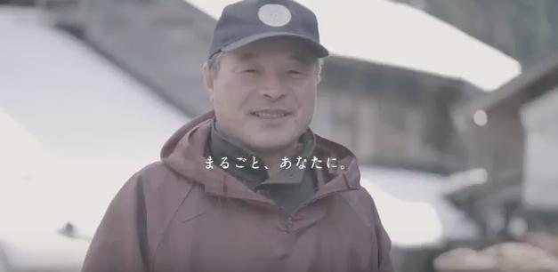 根羽村で酪農を営む片桐さん