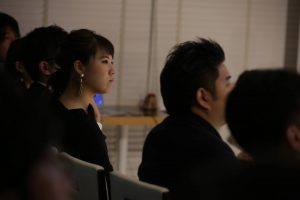 イベント参加者の様子