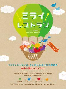 ミライレストラン シェフ 生産者 熊本