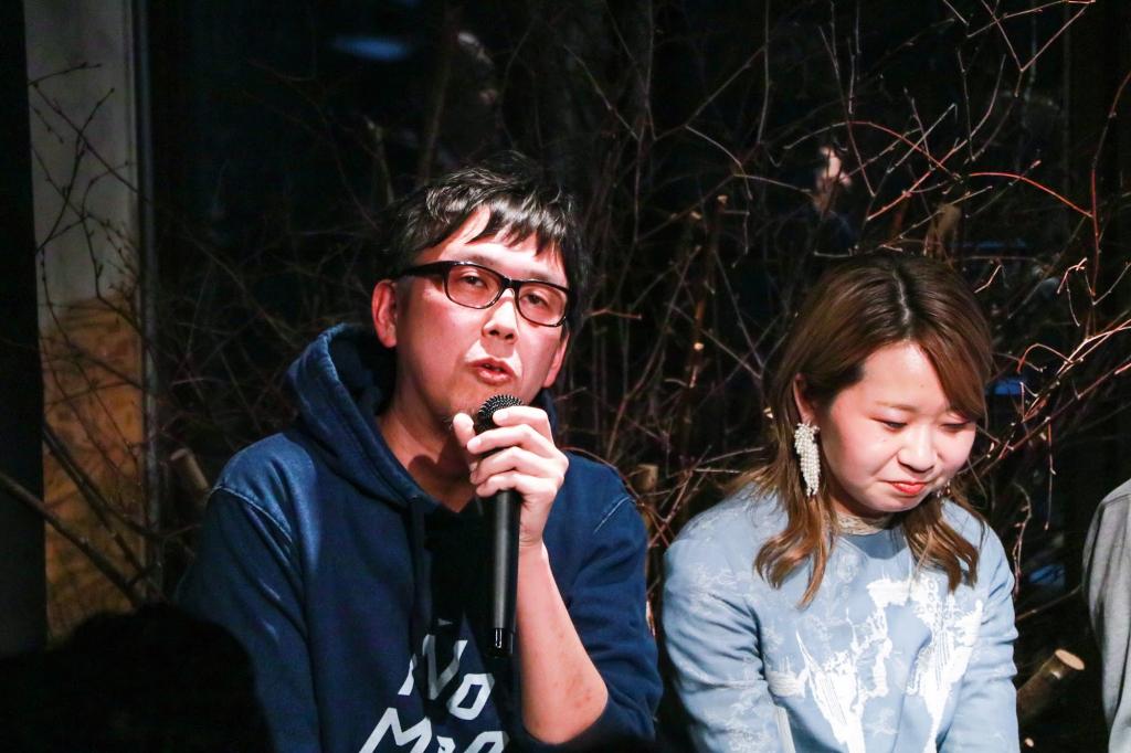 No Maps実行委員会 事務局長の廣瀬 岳史さん