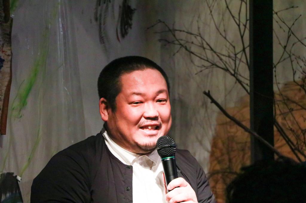 合同会社肉ソン大統領代表・阿野 洋介さん
